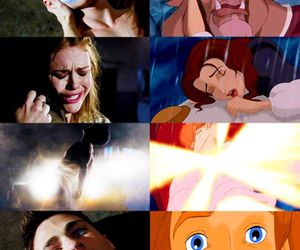 teen wolf, lydia martin, and jackson image