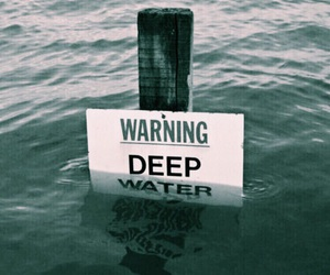 deep and water image