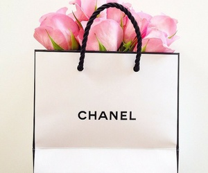 chanel, flores, and flower image