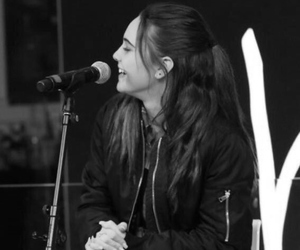 acoustic, b&w, and black and white image