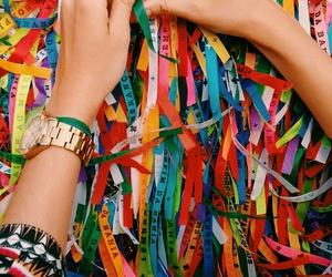faith, fita, and bracelets image