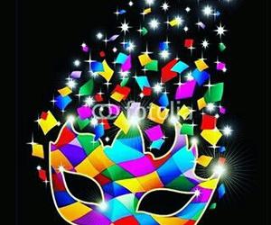 carnival, bluedarkart designer, and mask image