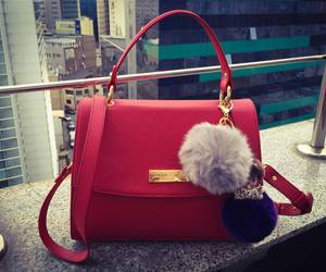 concept 15 and pretty red bag image