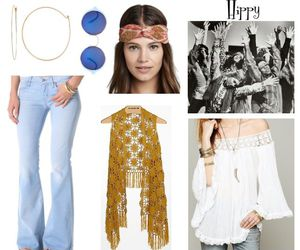costume and hippie image