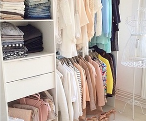 bedroom, girl, and outfit image