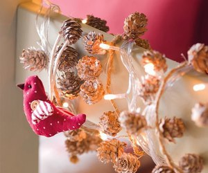 decoration, winter, and diy image