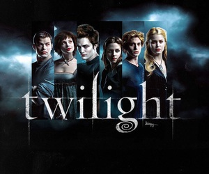 vampire, edward cullen, and twilight image