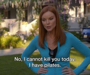 Desperate Housewives, bree, and reactions image