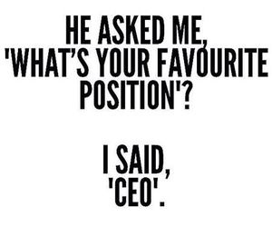 ceo and position image
