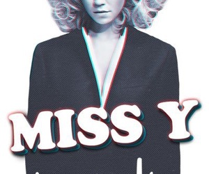 marina and the diamonds and miss y image