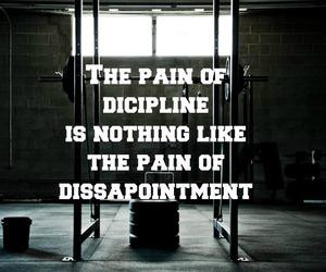 gym, training, and motivation image