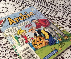 90s, Archie, and Halloween image