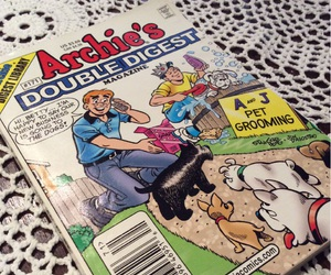 90s, Archie, and jughead image