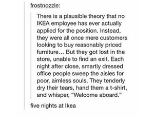 funny, ikea, and post image