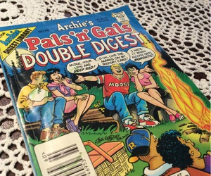 90s, Archie, and comics image