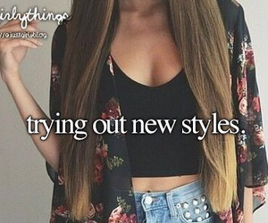 style, fashion, and just girly things image