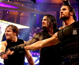 joe, shield, and wwe image