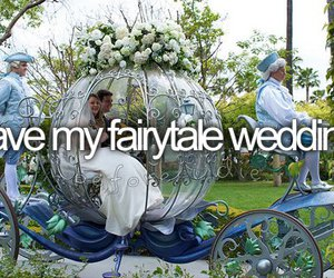 wedding, fairytale, and before i die image