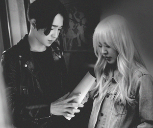 couple, kpop, and red velvet image