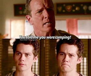 teen wolf, stiles, and stiles stilinski image