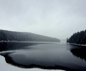 cold, dark, and germany image
