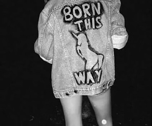 unicorn, grunge, and born this way image