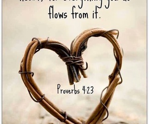 love, bible, and god image
