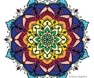 art, tattoo, and love image