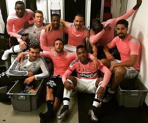 Juventus, claudio marchisio, and patrice evra image