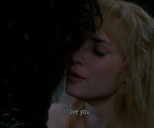 love, edward scissorhands, and winona ryder image