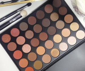 makeup, eyeshadow, and mac image