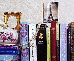 books, eiffel tower, and paris image