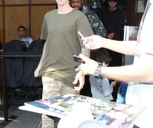 babe and justin bieber image