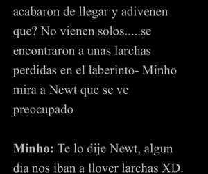 frases, newt, and thomas image