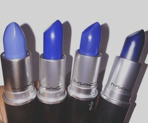blue, color, and inlove image