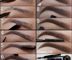 bra, diy, and eyebrows image
