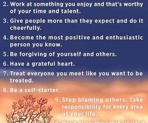 attitude, gratitude, and honesty image
