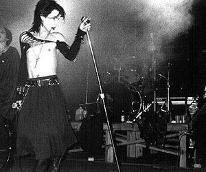 band, rozz williams, and goth rock image