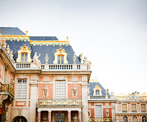 monarchie, france, and versailles image