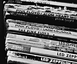 music, Pink Floyd, and led zeppelin image