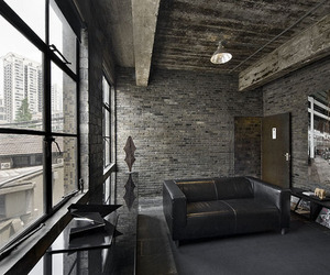 apartment, classy, and gray image