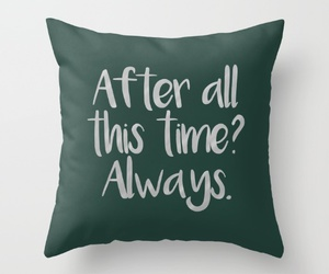 fandom, harry potter, and pillow image