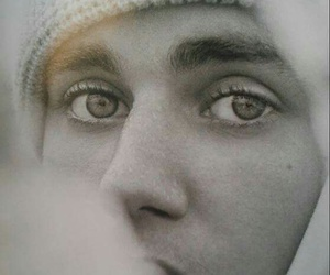 beautiful, eyes, and bieber image