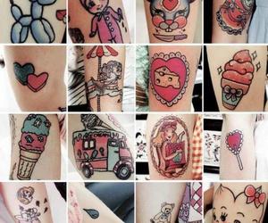 melanie's tattoos image