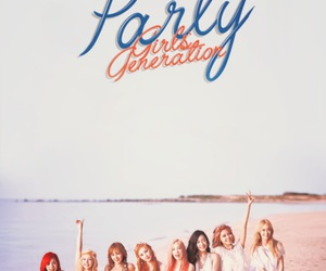 girls generation, snsd, and party image