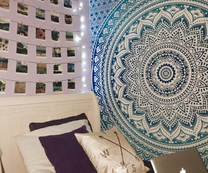 bohemian, decor, and photography image