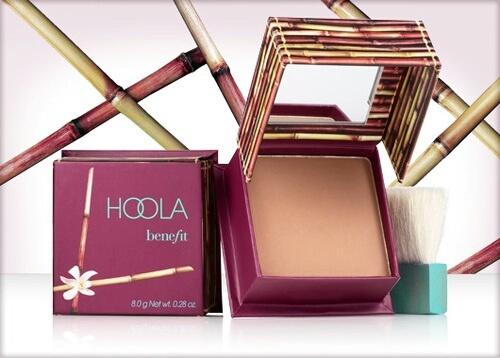 hoola, benefit, and bronzer image