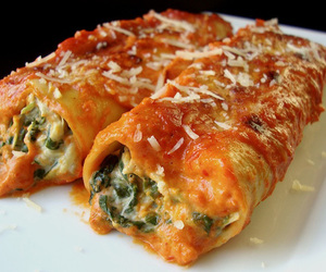 food and cannelloni image