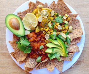 avocado, fit, and chips image