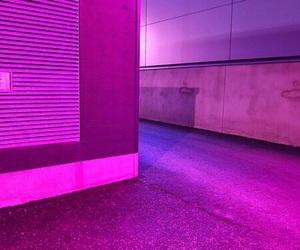 pink, grunge, and light image